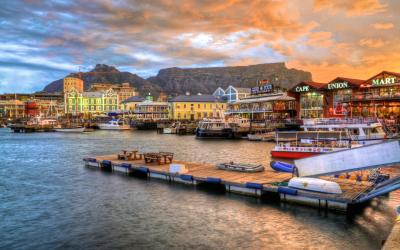Victoria & Alfred Waterfront   Cape Town