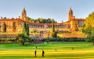 Union Buildings   Pretoris