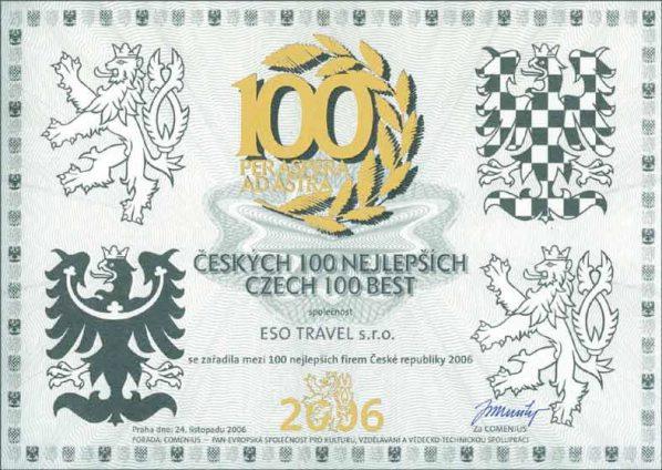 Czech 100 best
